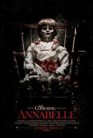 Búp Bê Annabelle - Annabelle