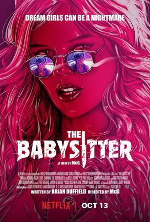 Cô Giữ Trẻ Sát Nhân - The Babysitter