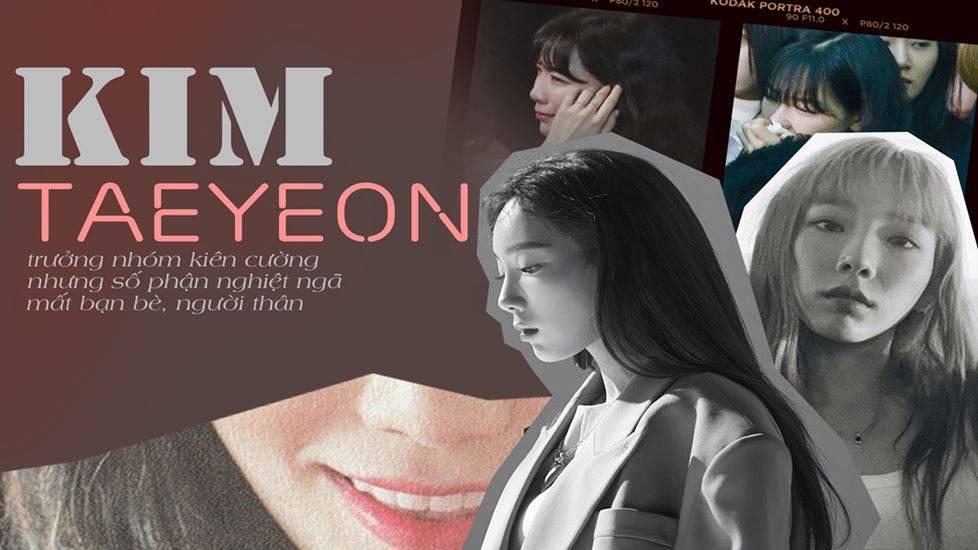 Taeyeon – Thiên thần vươn cánh từ đau thương chạm đỉnh cao danh vọng