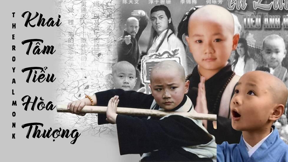 Khai Tâm Tiểu Hòa Thượng - The Royal Monk