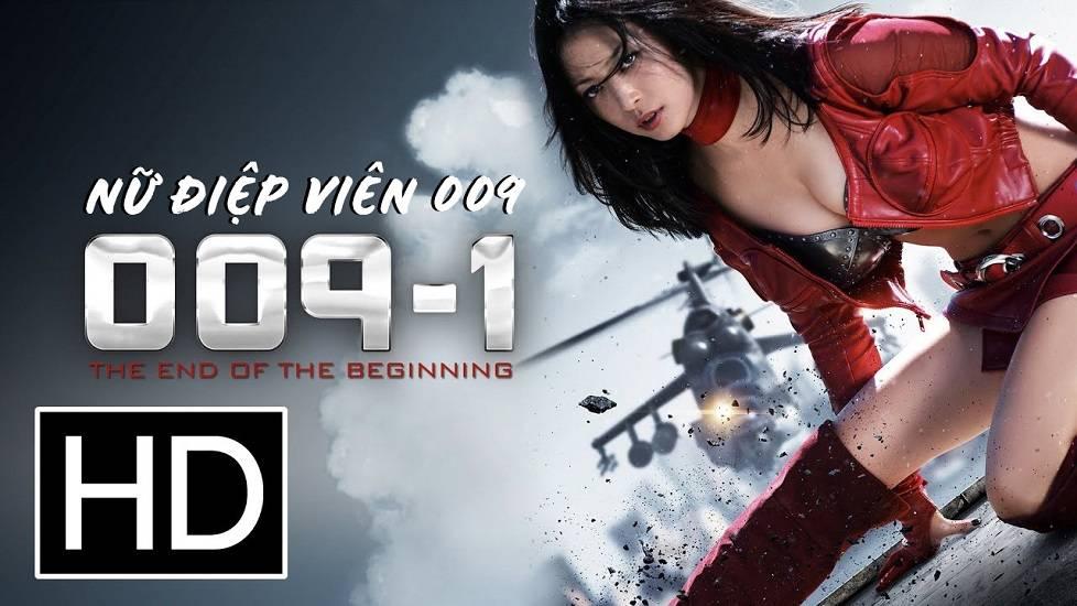 Nữ Điệp Viên 009 - 009-1: The End Of The Beginning