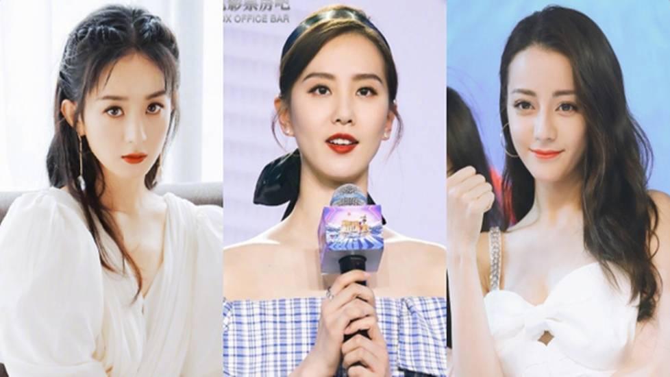 Top 5 mỹ nhân ngũ quan hoàn hảo nhất Cbiz khiến netizen ''ngã ngửa''