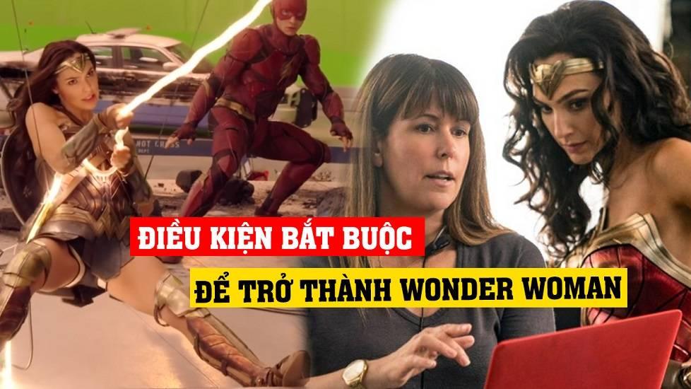 Những điều kiện Gal Gadot phải tuân thủ khi trở thành Wonder Woman