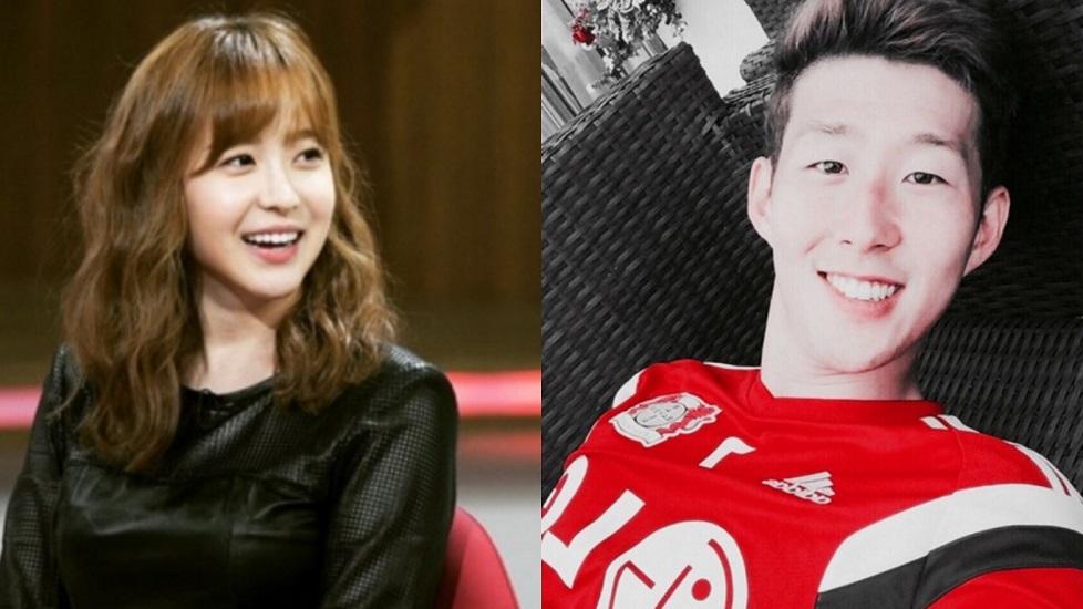 Yoo So-Young, máy bay bà già một thời làm Son Heung Min say đắm