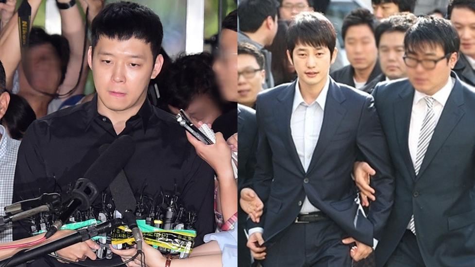 Những vụ bê bối tình dục gây chấn động làng giải trí Hàn