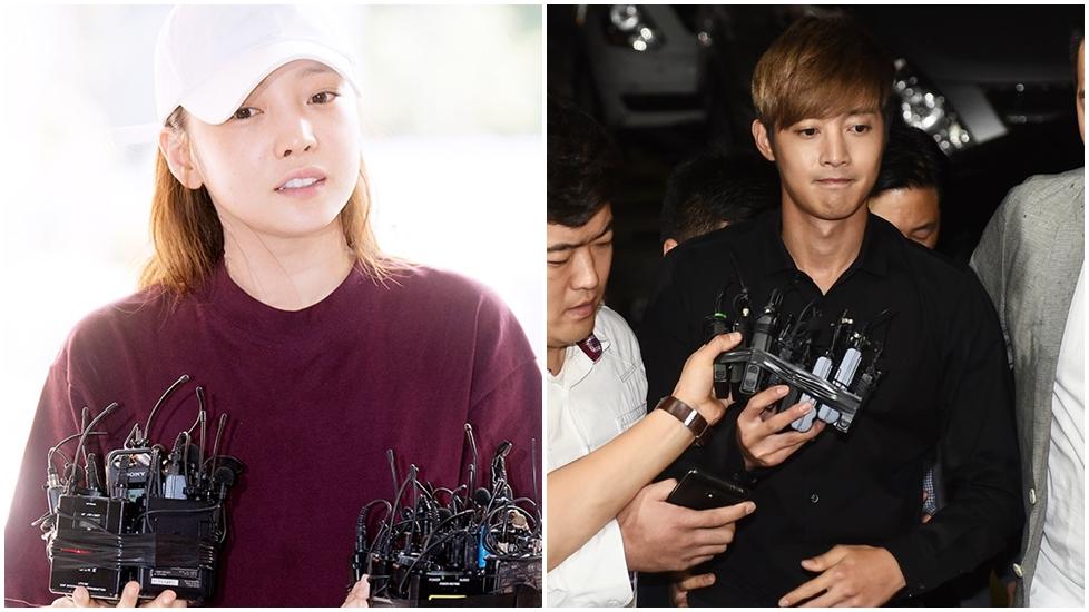 Idol Hàn Quốc vướng vòng lao lý vì hành hung người yêu