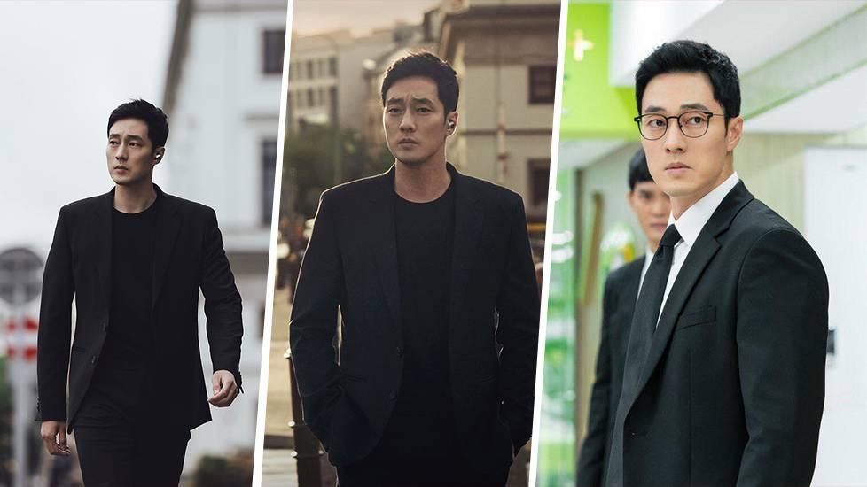 So Ji Sub tái xuất, vào vai Jame Bond phiên bản Hàn Quốc cực ngầu