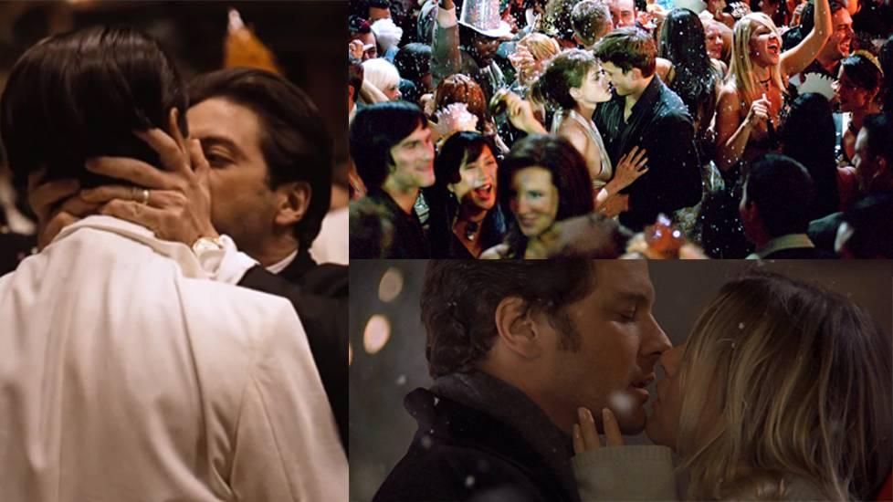 Thổn thức với 7 nụ hôn giao thừa say đắm nhất màn ảnh