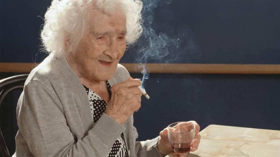Người phụ nữ này được cho là đã sống đến 122 tuổi và là cụ bà sống thọ nhất thế giới