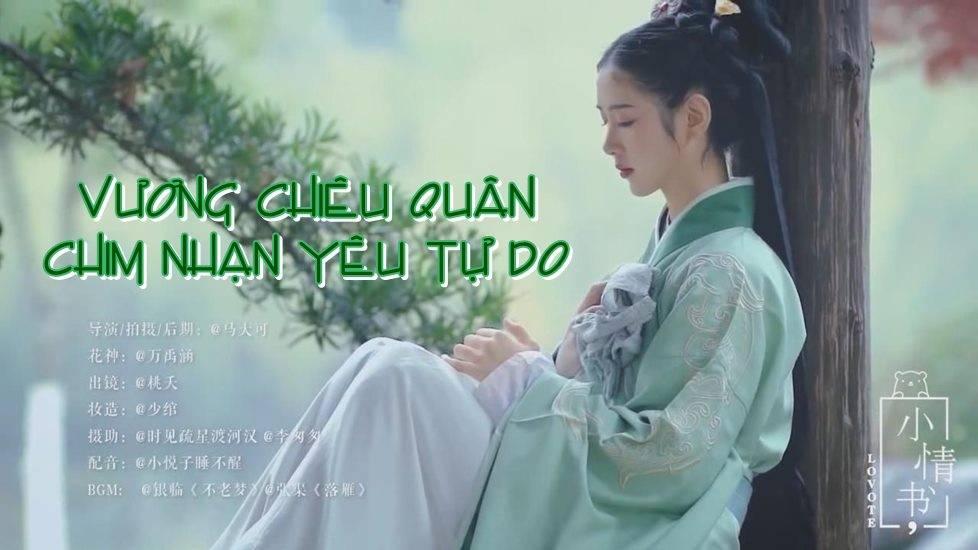Vương Chiêu Quân - Thân con gái 12 bến nước lênh đênh...