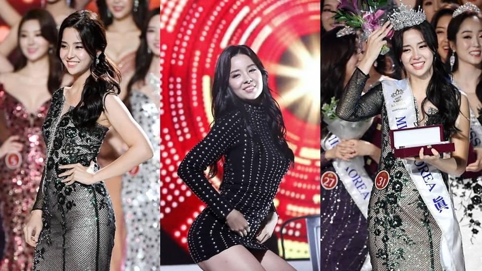 Hàn Quốc đã có tân hoa hậu, đẹp đến mức cựu Hoa hậu cũng chìm nghỉm