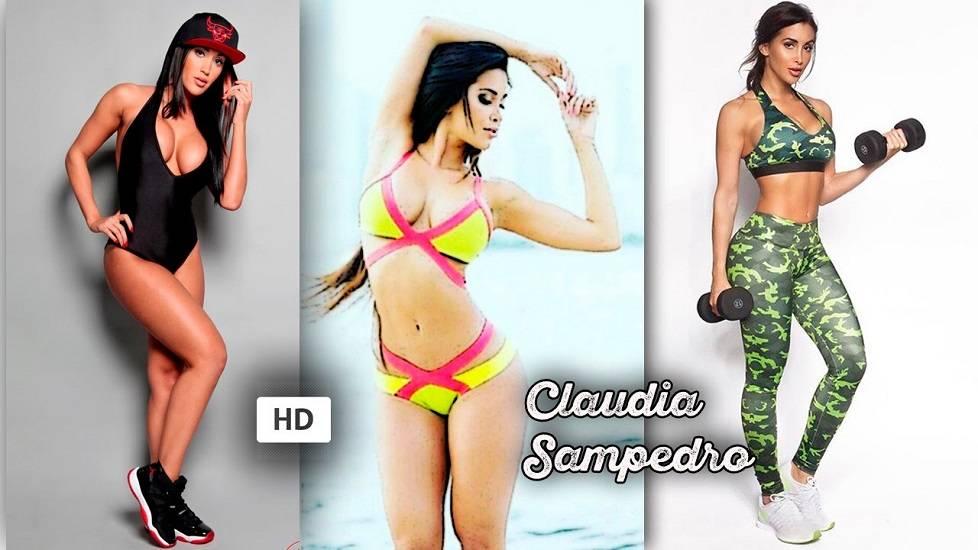 Claudia Sampedro – Mẫu ngực khủng mê bóng đá