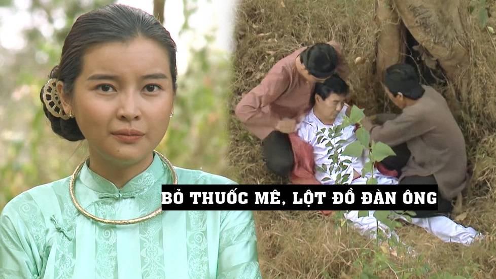 Cao Thái Hà bỏ thuốc mê, lột đồ đàn ông đã có vợ (Tiếng Sét Trong Mưa)