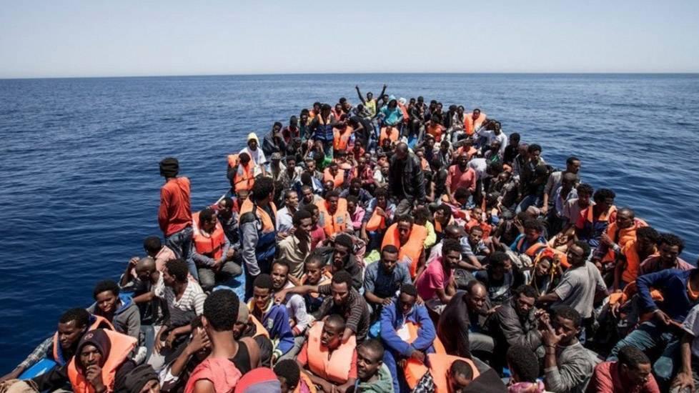 Đáng sợ điểm nóng buôn người ở Châu Âu