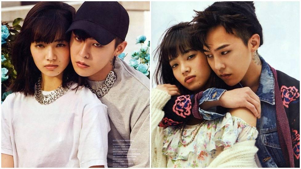 G-Dragon hẹn hò với mỹ nhân 1996, lộ ảnh nhạy cảm
