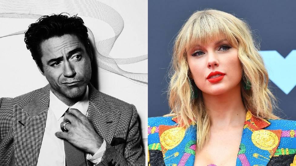 'Iron Man' Robert Downey Jr. gây phẫn nộ khi ví Taylor Swift với nhện độc
