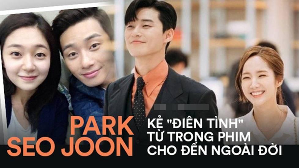 Park Seo Joon: ''Yêu'' điên dại đàn chị và tin đồn đồng giới gây sốc