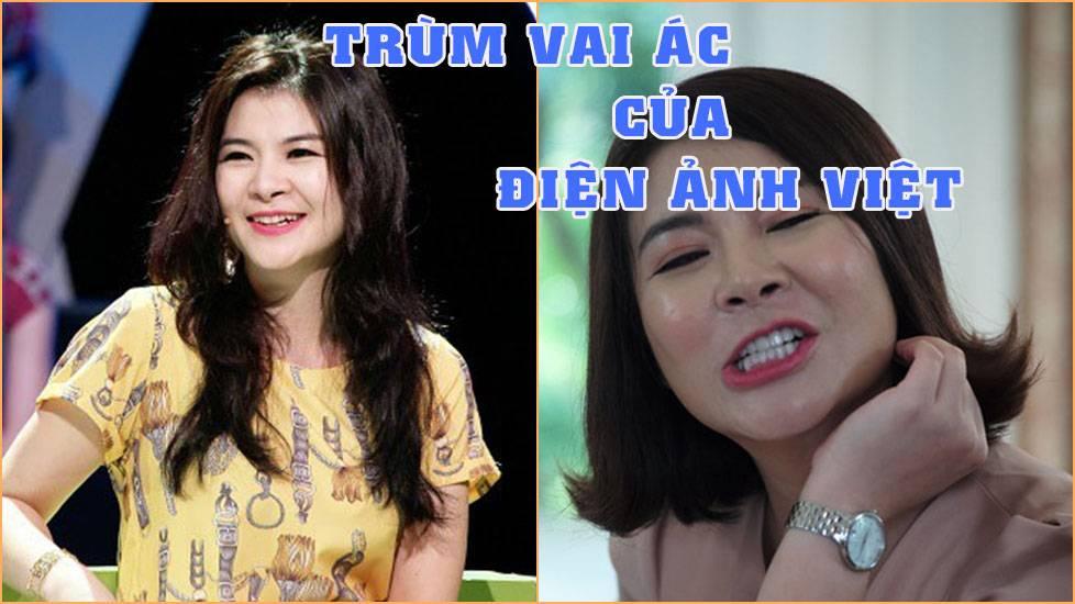 """NSƯT Kim Oanh: Trùm """"vai ác"""" của điện ảnh Việt"""