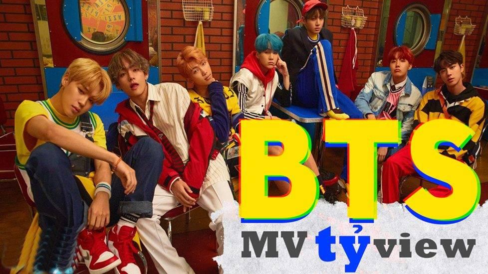 BTS gia nhập hàng ngũ MV tỷ view cùng PSY, Black Pink