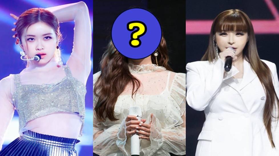 Top nữ Idol Kpop sở hữu giọng hát có 1-0-2: BLACKPINK có tận hai cực phẩm