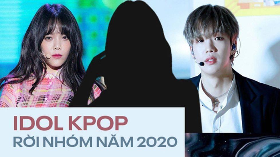 4 idol Kpop rời nhóm năm 2020 đầy bí ẩn khiến fans sửng sốt