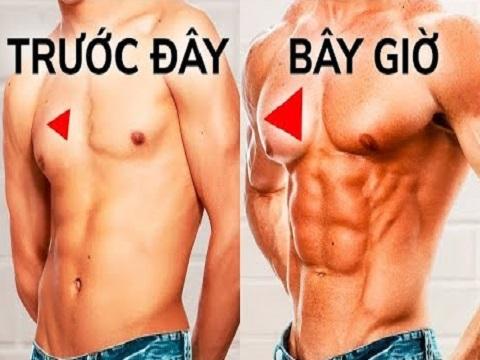 10 phút luyện tập toàn cơ thể mà chẳng cần đến phòng gym