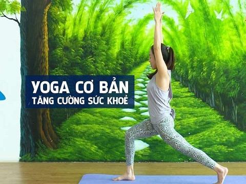 Các bài tập Yoga giúp mạnh khỏe chống COVID-19