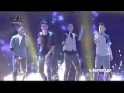 X Factor (Vòng Liveshow): Nhóm O Plus làm mới ca khúc 'Em kể anh nghe'