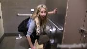Nhòm trộm nhà vệ sinh nữ, hài đừng hỏi