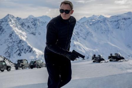 Hé lộ hậu trường siêu phẩm 'Điệp Viên 007'