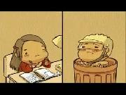 Hoạt hình 'The Love Story' - Dành cho tuổi ô mai
