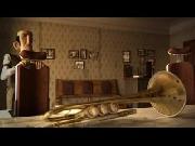 Phim hoạt hình:  Âm nhạc phi màu da