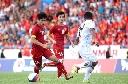 Pha solo ghi bàn từ giữa sân của Công Phượng trước U23 Myanmar