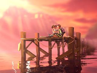 Cuộc phiêu lưu bất đắc dĩ đi tìm minh chứng tình yêu