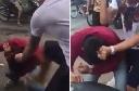 Kẻ sàm sỡ phụ nữ  bị đánh nhừ tử ở Hà Nội