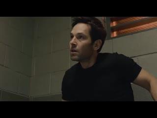 Ant-Man vượt ngục thần kì trên lưng kiến