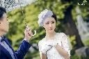 Cô dâu Quỳnh Anh Shyn đẹp tựa tiên nữ bên chú rể điển trai