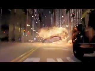 Màn rượt đuổi đỉnh cao giữa Joker và Batman