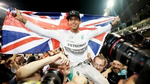 Hamilton về nhất chặng GP Mỹ