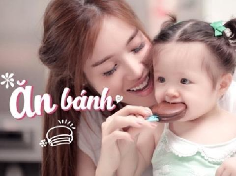Elly Trần hạnh phúc chia sẻ về bé Cadie