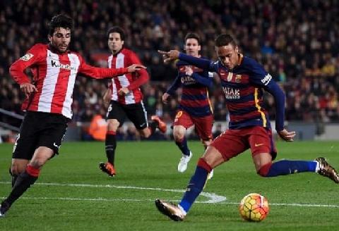 Những lần hành hạ hàng thủ đối phương của Neymar năm 2016