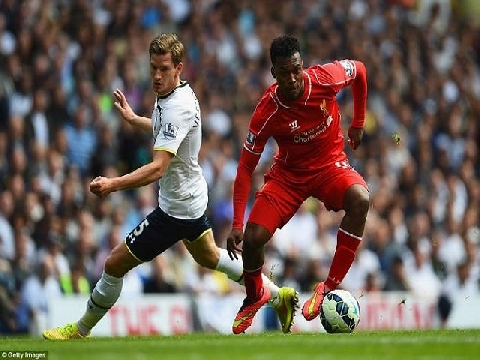 Liverpool 2-1 Tottenham (Vòng 4 League Cup)