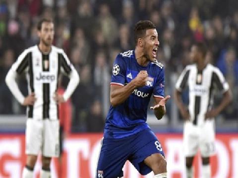 Juventus 1-1 Lyon (Bảng H - Champions League 2016/17)