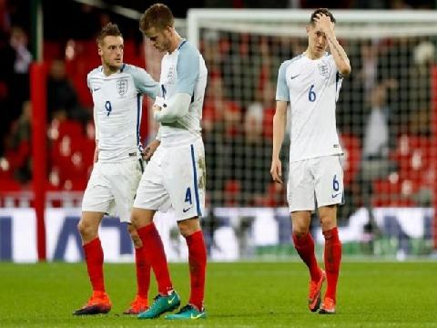 Anh 2-2 Tây Ban Nha (Giao hữu quốc tế 2016)