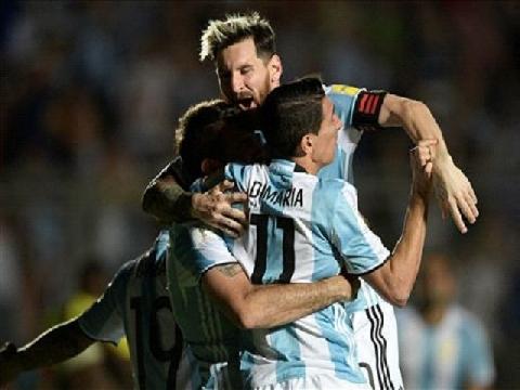 Argentina 3-0 Colombia (Vòng loại World Cup 2018 khu vực Nam Mỹ)