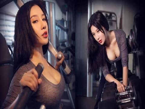Hài: Khi hot girl chọn người yêu ở phòng gym