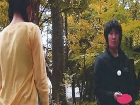 Choáng với kỹ năng siêu việt của 'Thánh bóng bàn' Nhật Bản