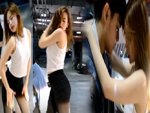 Fan nữ Việt 'xinh như mộng', nhảy cực đỉnh ở trận đấu bóng rổ
