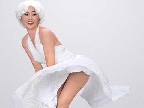 Hoài Linh giả gái đi thi hoa hậu và cái kết