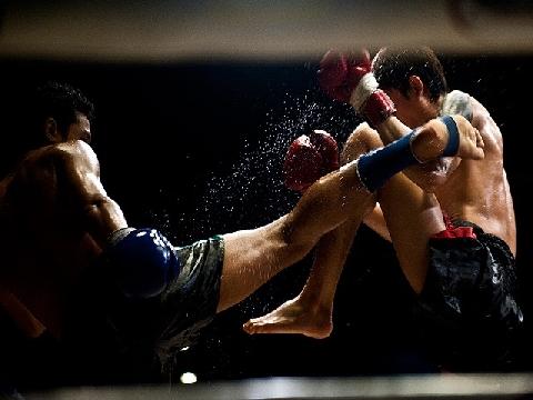 Muay Thai kết hợp cùng hiphop tạo ra kungfu 'bá đạo'